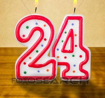 24 años